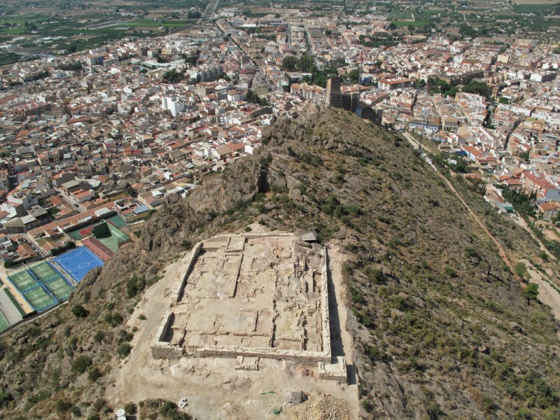 26th November see the best views of Alhama from up in the castle
