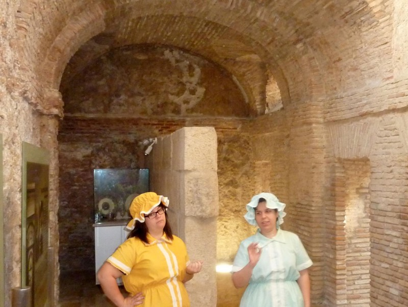 19th November discover Alhama de Murcia with this free guided theatrical route