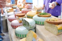 5th November El Zacatin artisan market celebrates cheese in Bullas