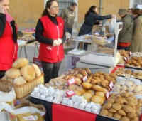 3rd December the Zacatin artisan market in Bullas focuses on seasonal sweet treats