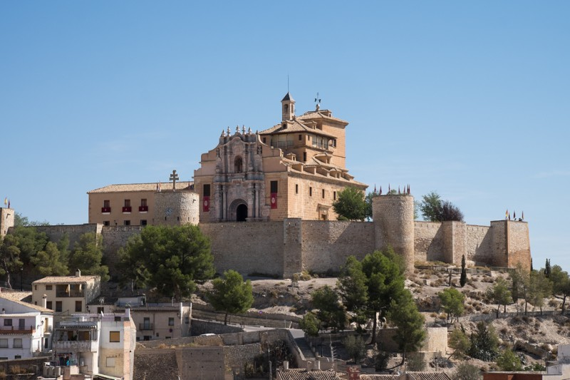 17th December free guided tour of religious Caravaca de la Cruz at the end of Jubilee Year 2017