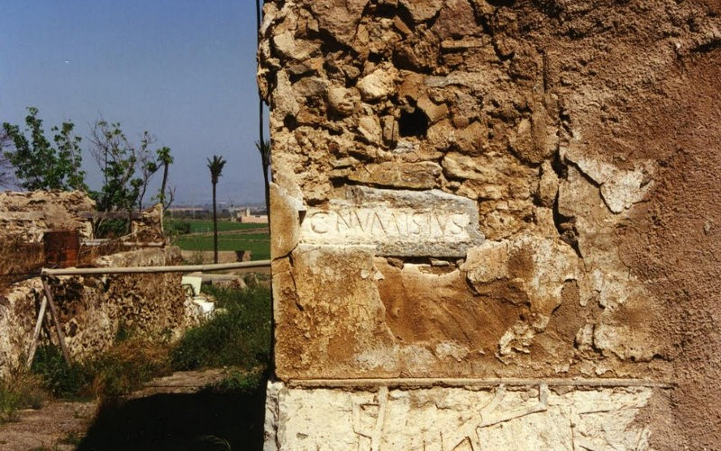 <span style='color:#780948'>ARCHIVED</span> - Roman inscription recovered a decade after being stolen from San Ginés de la Jara monastery