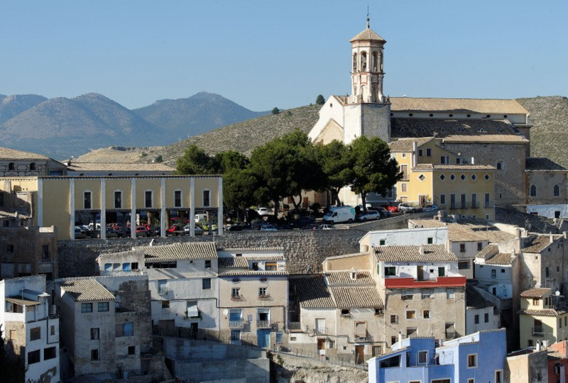 18th November free guided visit to the historical old quarter of Cehegín and its wine school