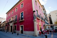 28th October free guided monumental tour of Lorca