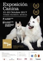 21st and 22nd October: Annual Dog Show at IFEPA in Torre Pacheco