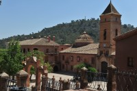 1st October artisan fair at the sanctuary of Santa Eulalia in Totana