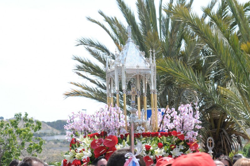 8th to 16th September, annual fiestas in the Abanilla town of Mahoya