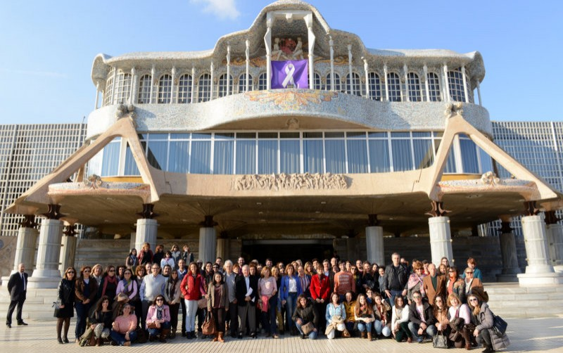 Regional parliament building in Cartagena could offer educational visits in English