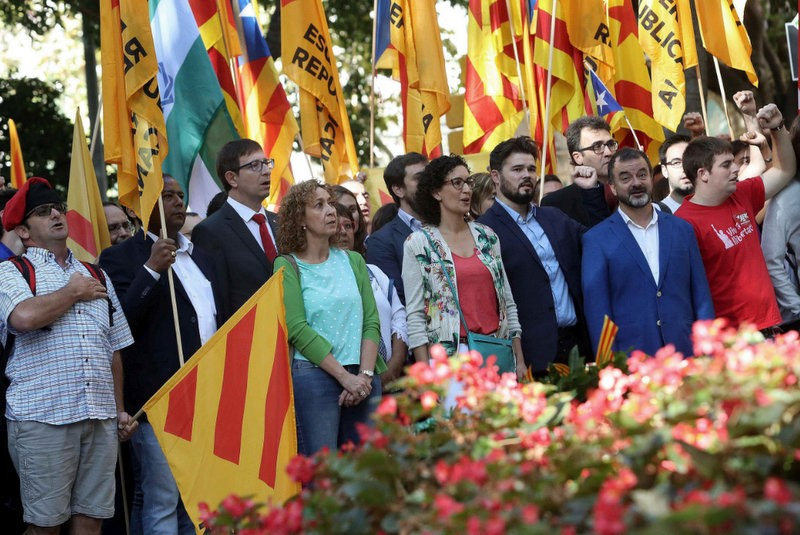 "Tension in Catalunya as the ""national"" Diada holiday begins"