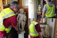 Los Cantos Roman statues to go on display in Bullas wine museum