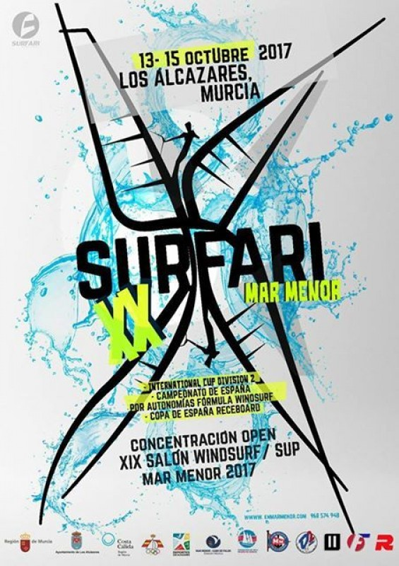 13th to 15th October Surfari 2017 in Los Alcázares
