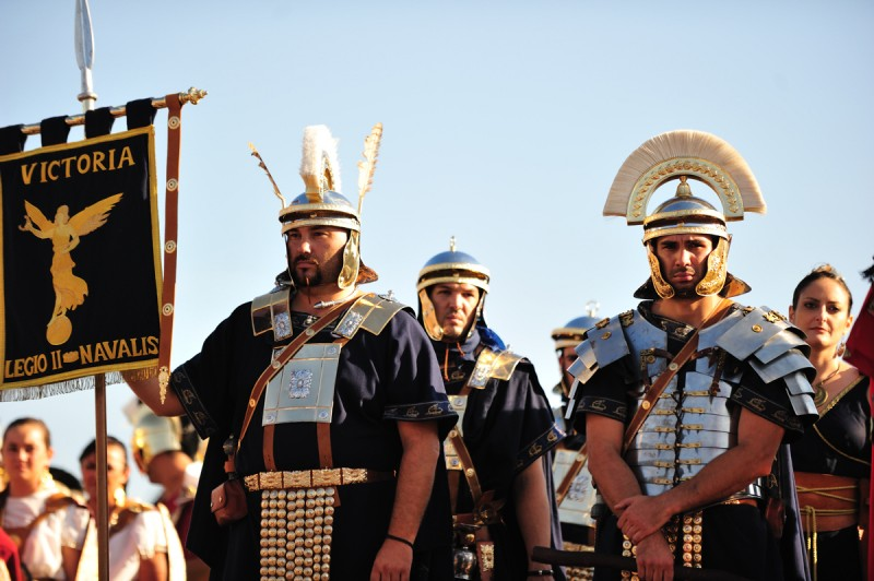 15th to 24th September Romans and Carthaginians in Cartagena