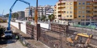 Vandalism reported as tensions rise over the AVE high-speed rail tunnel into Murcia