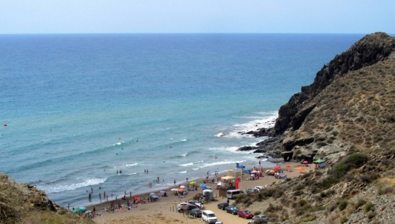 Calnegre beaches in Lorca to be served by buses next summer