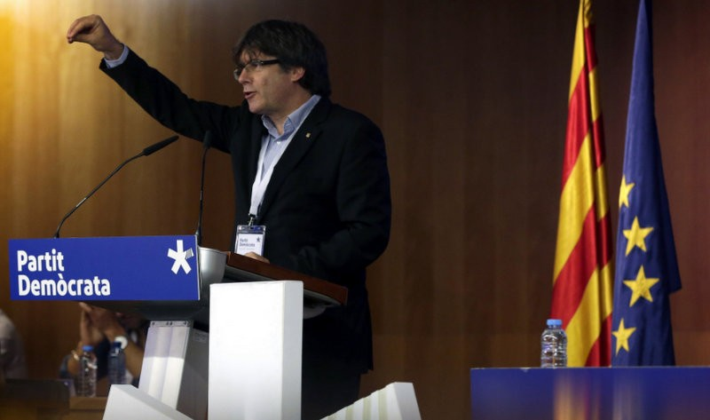 Obstacles and unsolvable conundrums as Catalunya government prepares for banned referendum
