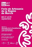 21st to 24th September the Feramur artisan fair in Lorca