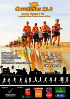 1st October Correlimos 13.4 in the regional park of San Pedro del Pinatar