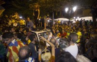 Tension mounts in Catalunya as the independence referendum appears increasingly unviable