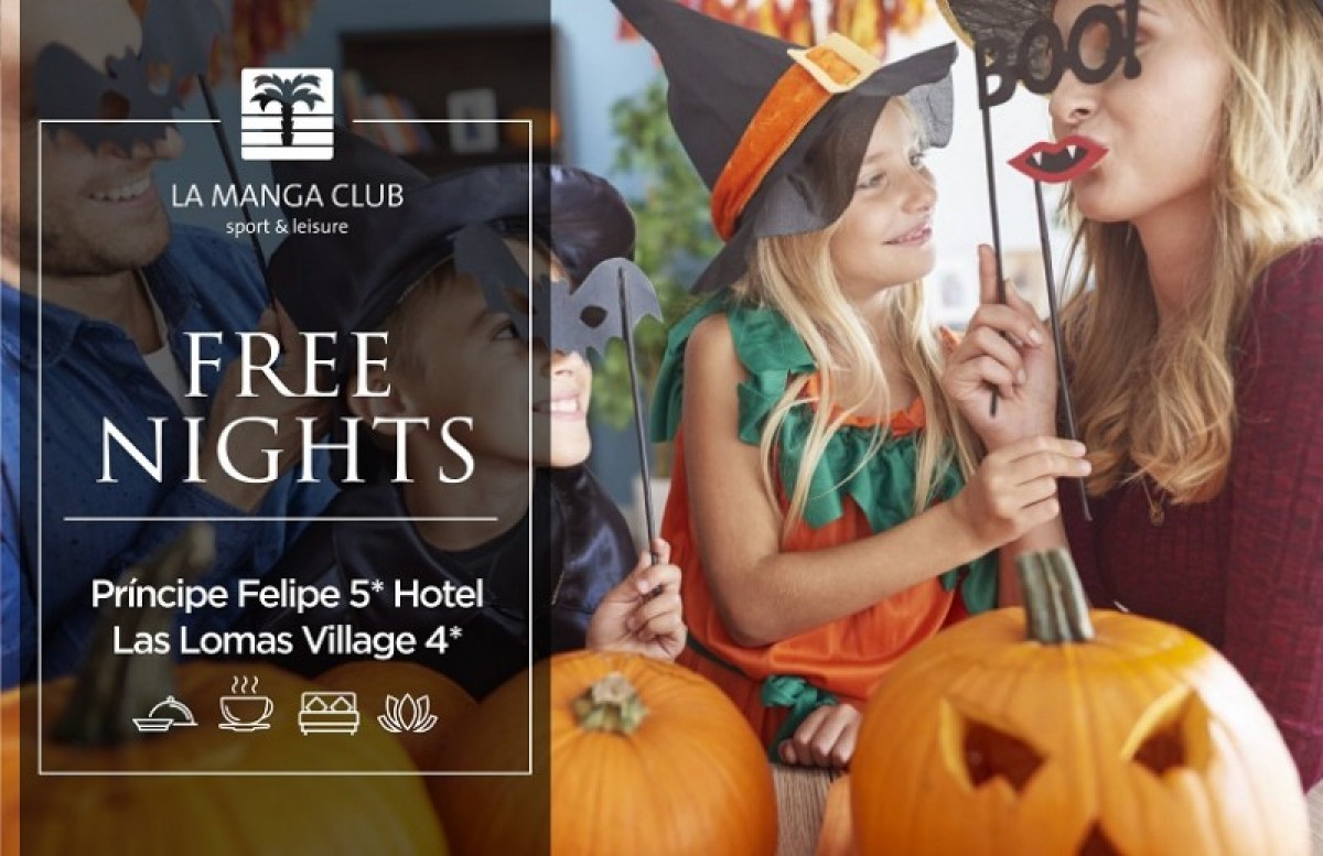 Get free nights when you reserve a half term holiday at La Manga Club