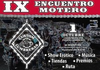1st October Puerto Lumbreras biker gathering