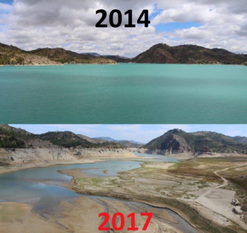 <span style='color:#780948'>ARCHIVED</span> - Drought alarm bells ringing louder in Murcia and the Segura basin