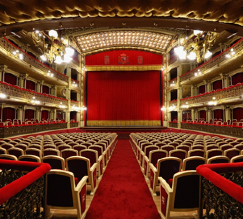 Friday 13th October ENGLISH LANGUAGE guided tour of theatrical Murcia