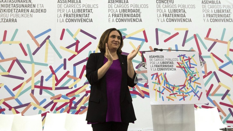 <span style='color:#780948'>ARCHIVED</span> - All eyes on Catalunya as the independence referendum campaigning ends on Friday