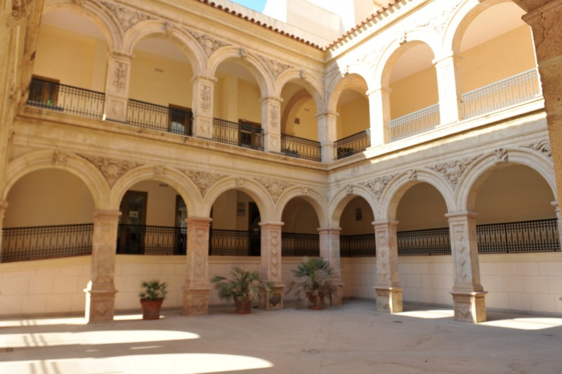 Lorca visitors centre: Antiguo Convento de la Merced