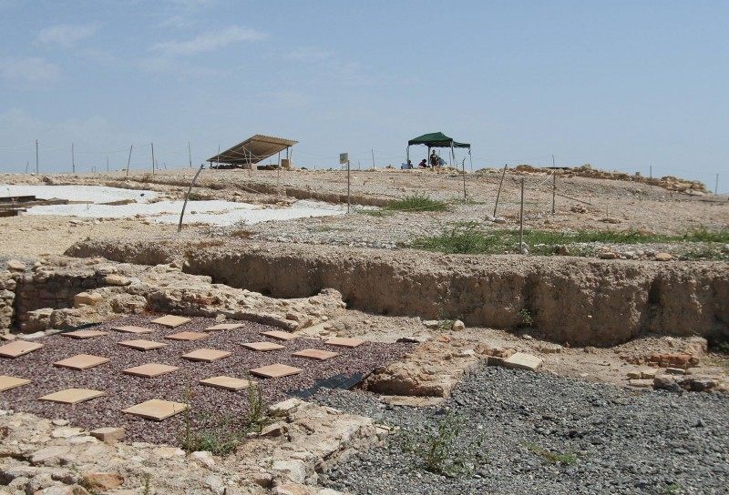 The Roman villa of Los Cantos in Bullas