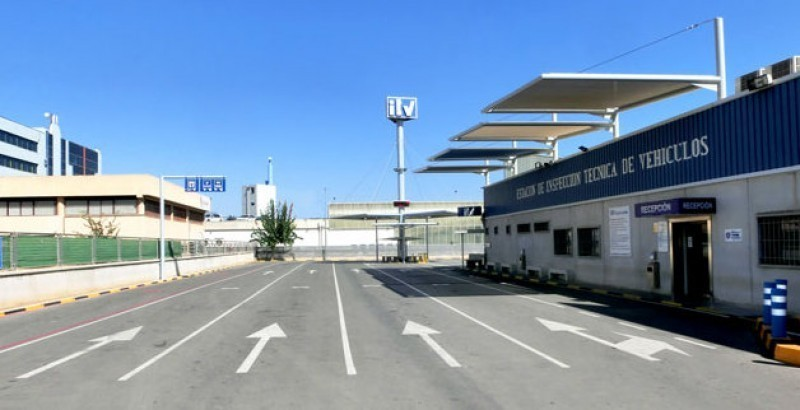 Strikes cause lengthy queues at ITV vehicle roadworthiness test centres in Murcia