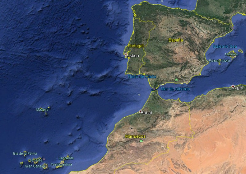 The Spanish Senate puts the Canary Islands in their place!
