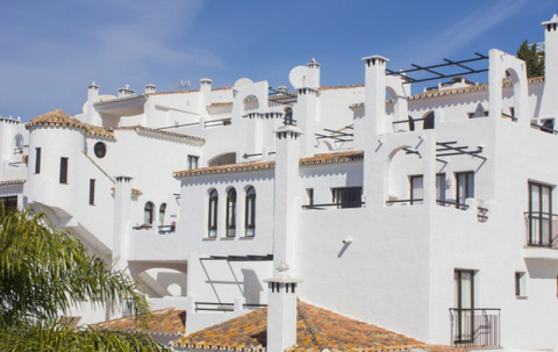 Spanish property sales up by 16 per cent in August