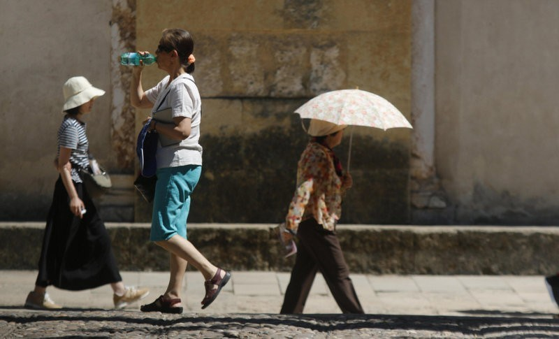Five official heatwaves in the summer of 2017 as Spain sets a new record