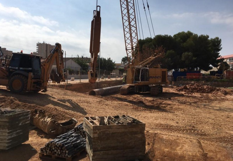 New San Javier stormwater tank will be operational by next summer