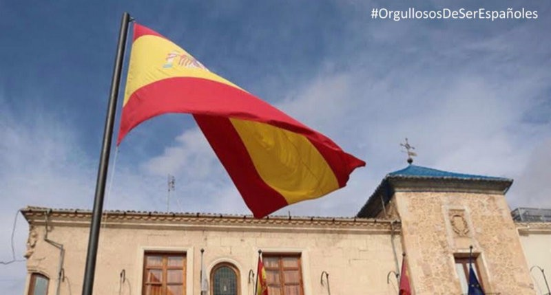 Heavy traffic and numerous Spanish flags expected for the national holiday on Thursday