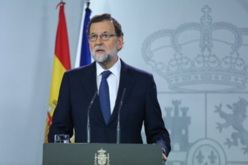 Spanish government opens the door to assuming control in Catalunya