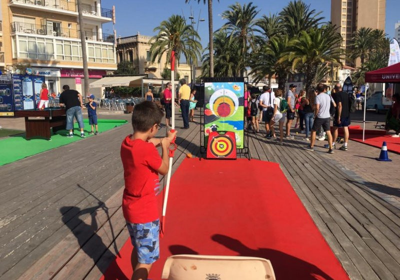 Mar Menor Games a great hit in San Javier!