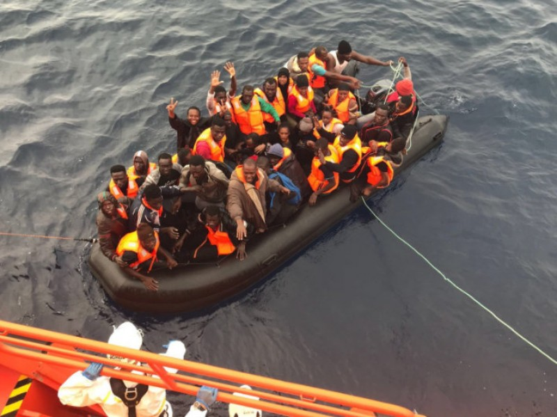 <span style='color:#780948'>ARCHIVED</span> - No more room for African migrants as Murcia illegal immigrant detention centre overflows