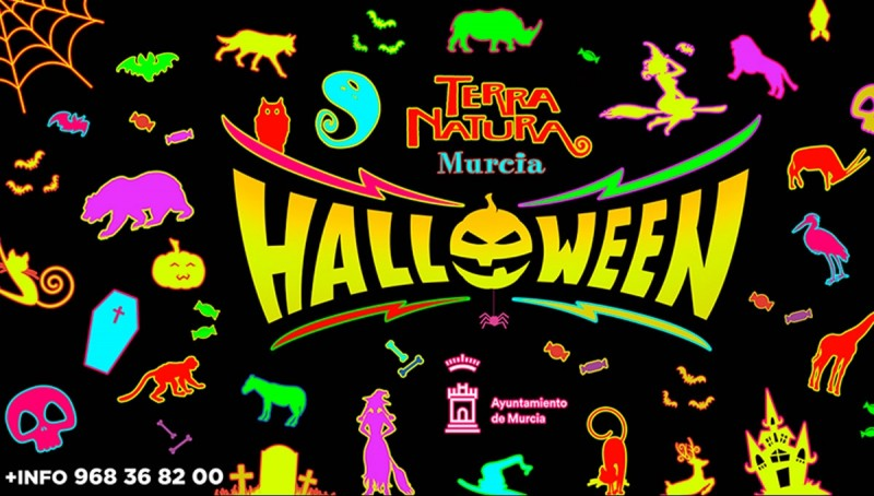 21st October to 1st November: Celebrate Halloween at Terra Natura Murcia