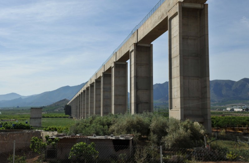 <span style='color:#780948'>ARCHIVED</span> - Segura water authorities deny the existence of a massive aquifer under Murcia