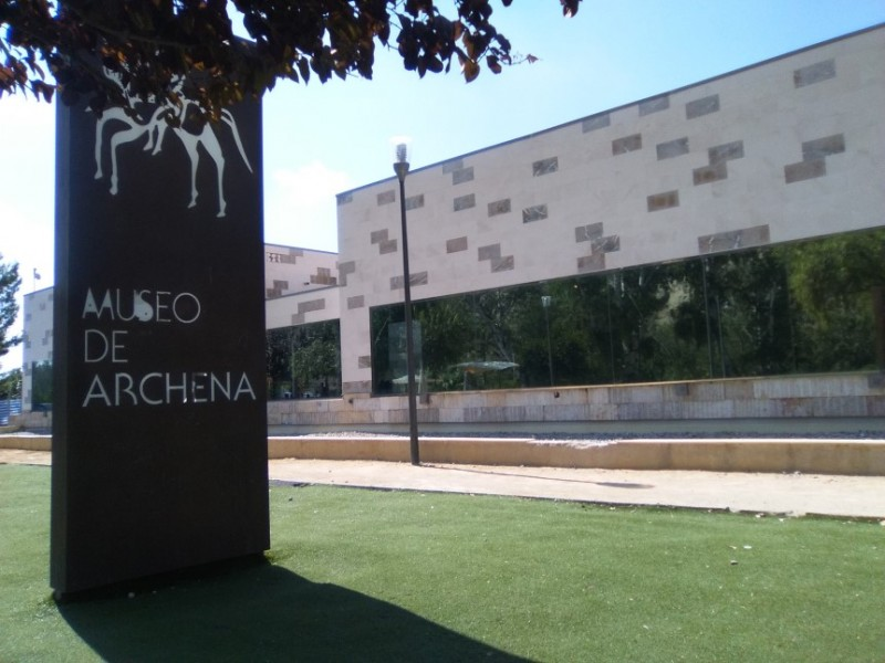The Museo de Archena, the local museum of Archena