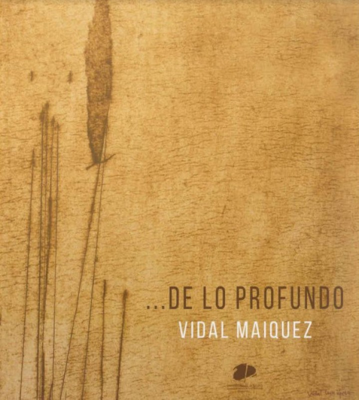 Until 24th November, art exhibition by Antonio Vidal Máiquez in Mazarrón