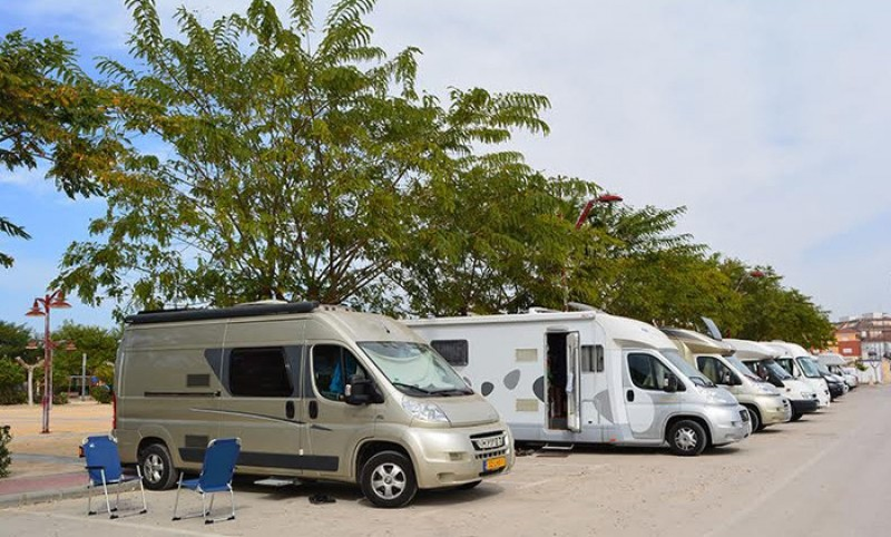 <span style='color:#780948'>ARCHIVED</span> - Santiago de la Ribera will be home to one of the largest motor home parks in Spain