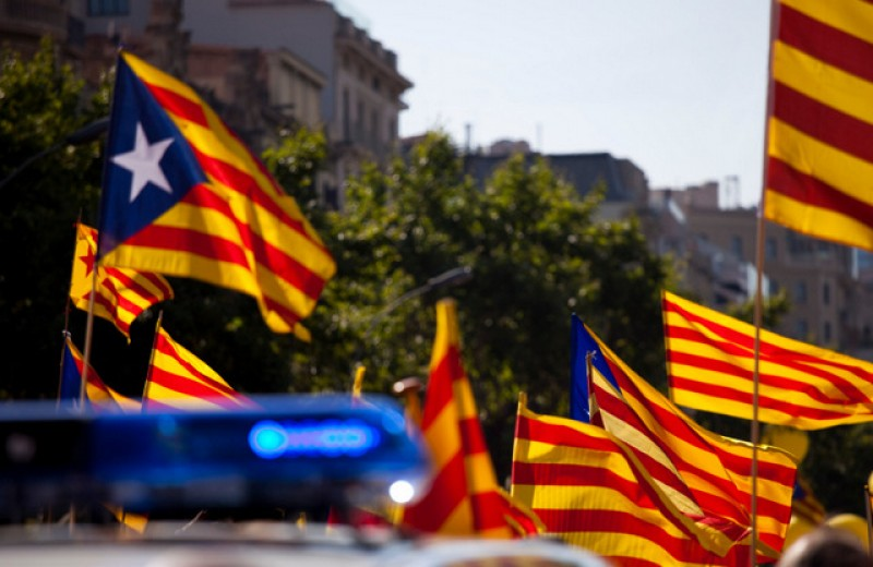 A momentous day as the Spanish government takes control in Catalunya