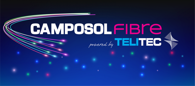 High speed internet and UK TV solutions from Telitec in Camposol