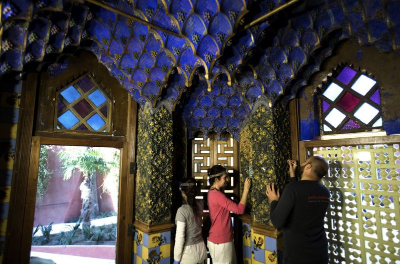 First Gaudí house opens its doors to the public in Barcelona