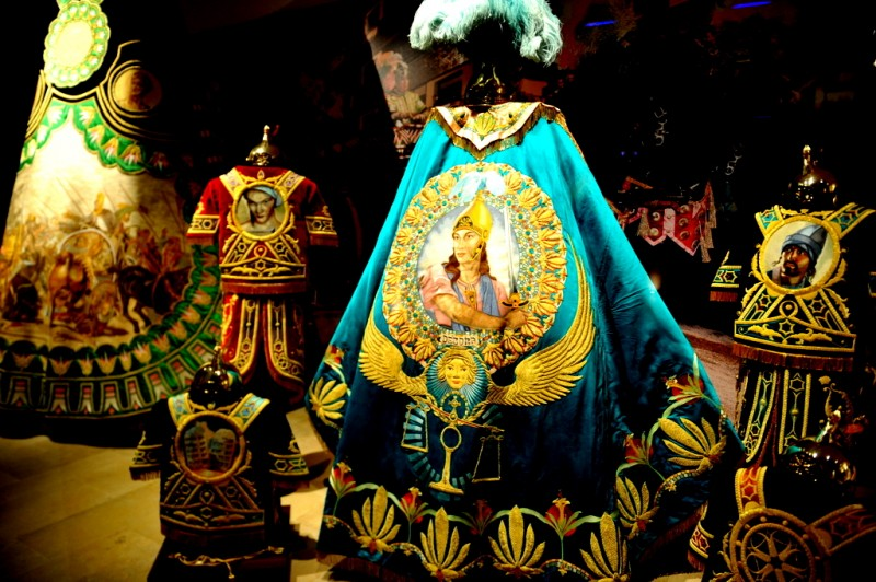 The Museo Azul de la Semana Santa in Lorca; MASS