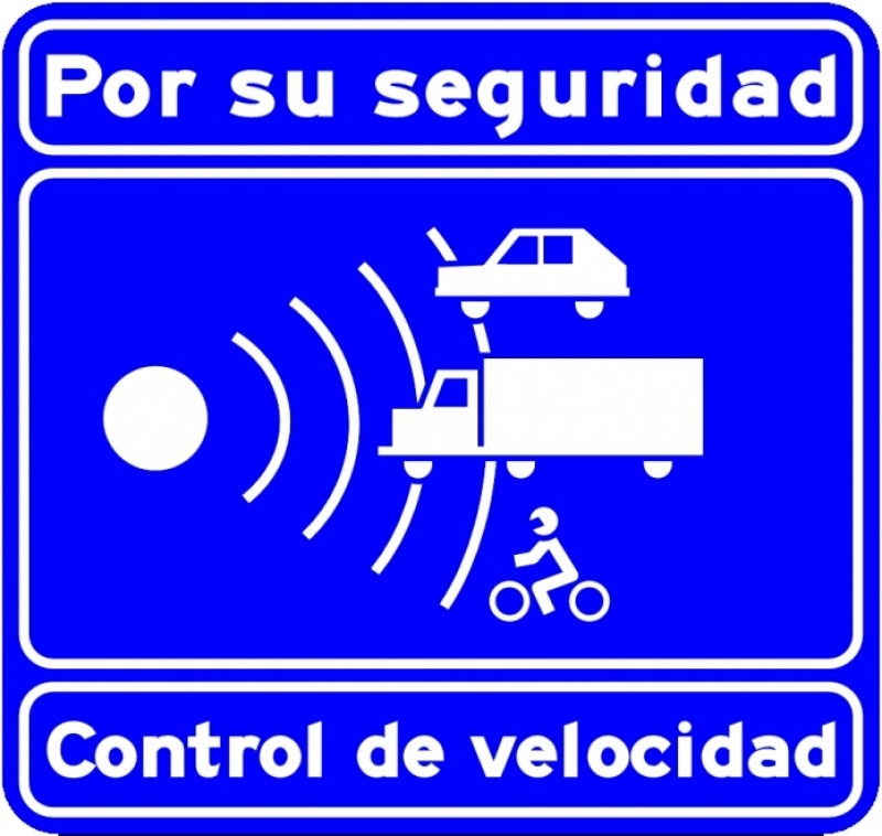 Speed control points in the Alhama de Murcia municipality during November