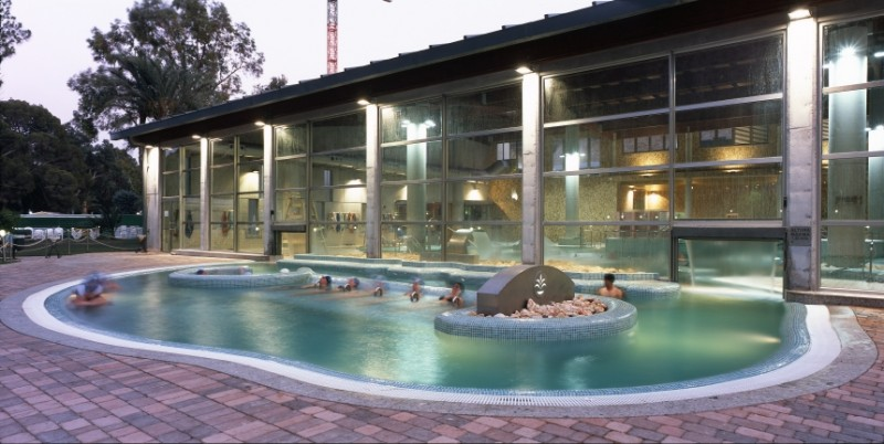 Christmas group menus at the Balneario de Archena thermal spa offer fantastic value