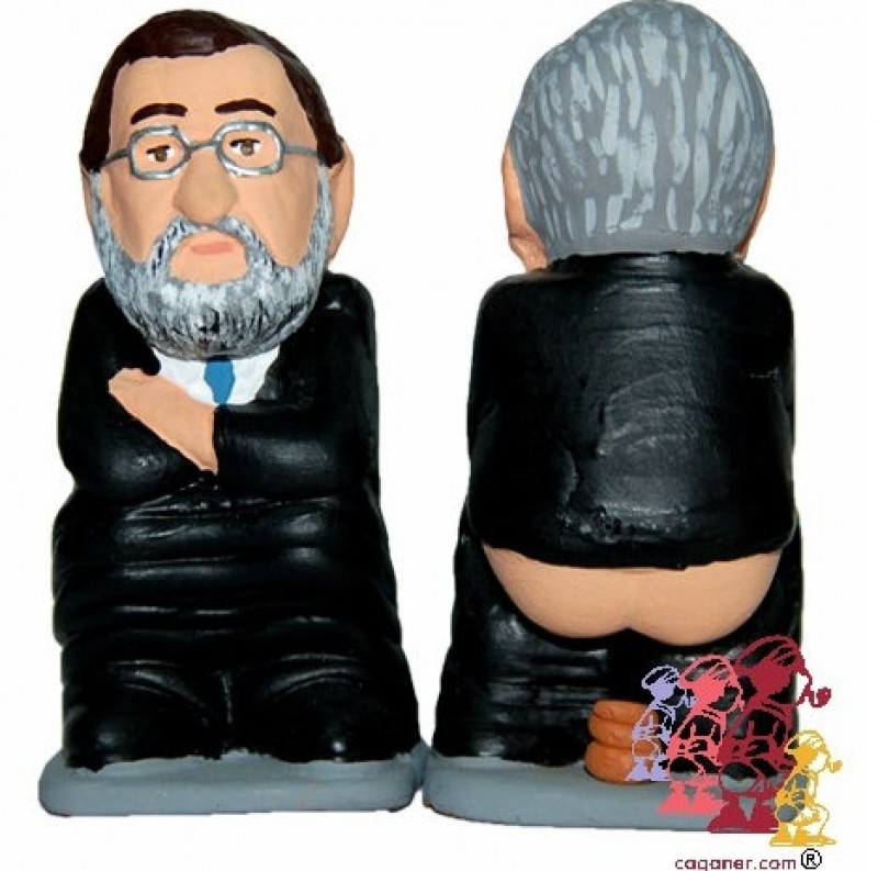 Separatists performing well in the Catalan Christmas pooper sales race